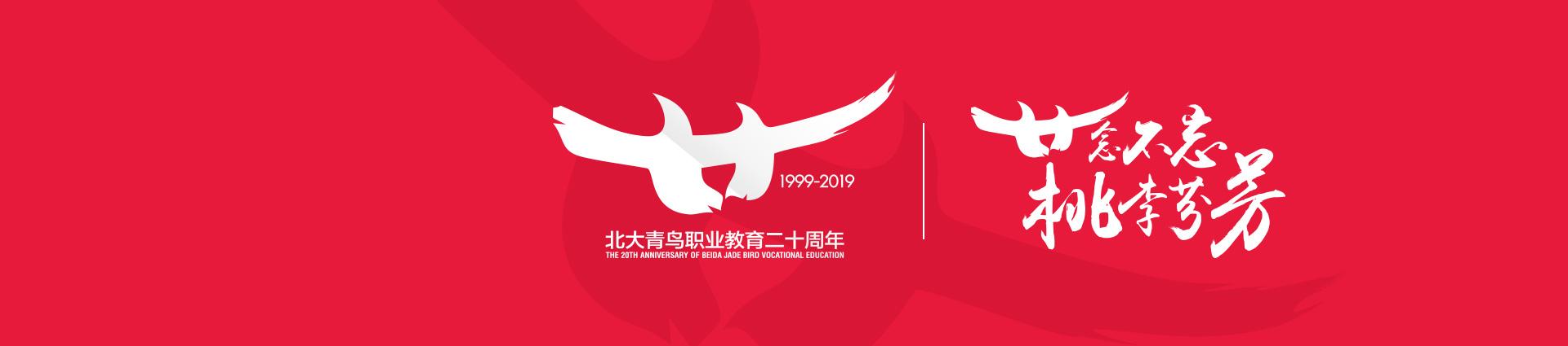 北大青鸟20周年红