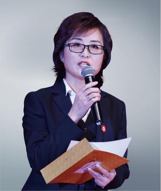 北大青鸟APTECH总裁:薛丽女士