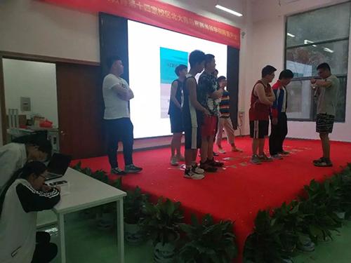 北大青鸟光谷校区2019年第一届夏季运动会开始了啦!