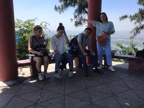 学员活动 | 北大青鸟光谷校区爱心捐步活动火热进行中